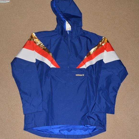 Adidas Originals Fontanka Jacket NWT